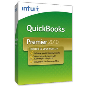 Photo of Intuit QuickBooks Premier 2010 (PC) Software