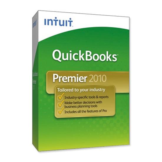 Intuit QuickBooks Premier 2010 (PC)