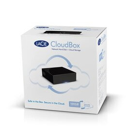 LaCie Cloudbox 100GB
