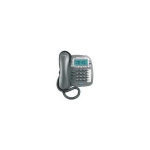 Photo of BT Relate 2100 SMS Corded Phone - Slate Metallic Grey Landline Phone