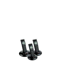 BT Graphite 1500 Trio Digital Cordless Answer Phone -  ECO Phone Reviews