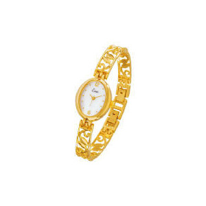 Photo of Limit Celtic Swirl Gold Plated Triple Set Watches Woman