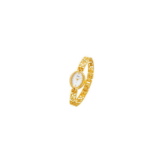Limit Celtic Swirl Gold Plated Triple set