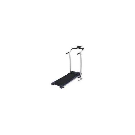 Body Sculpture manual foldable treadmill