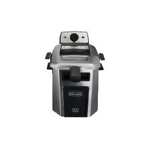 Photo of DeLonghi F24502CZ Professional Stainless Steel Fryer Kitchen Appliance