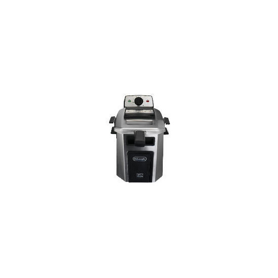 DeLonghi F24502cz Professional Stainless Steel Fryer