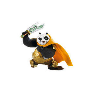 Photo of Kung Fu Panda Battle Armour Figure Toy