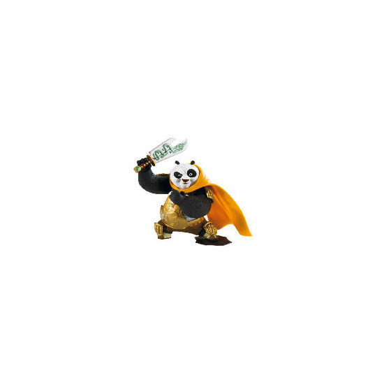 Kung Fu Panda Battle Armour Figure