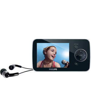 Photo of Philips SA5285 GoGear 8GB MP3 Player