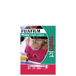 Fuji A4 photo inkjet paper 40 sheet Reviews