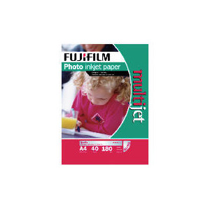 Photo of Fuji A4 Photo INKJET Paper 40 Sheet Photo Paper