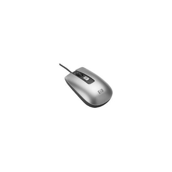 HP Wired Optical Mouse for Laptops