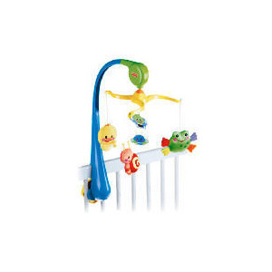 Photo of Friendly FIRSTs Musical Mobile Toy