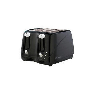 Photo of Russell Hobbs Black Seattle Toaster Toaster