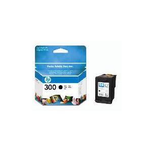 Photo of HP 300 Black Ink Ink Cartridge