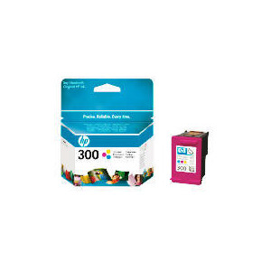 Photo of HP 300 Colour Ink Ink Cartridge