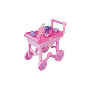 Photo of Disney Princess Tea Trolley Toy