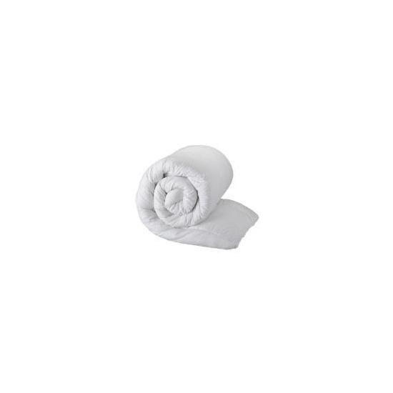 Tesco Cotton Cover Single Duvet, 13.5tog