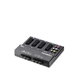Technika manual scart switcher Reviews