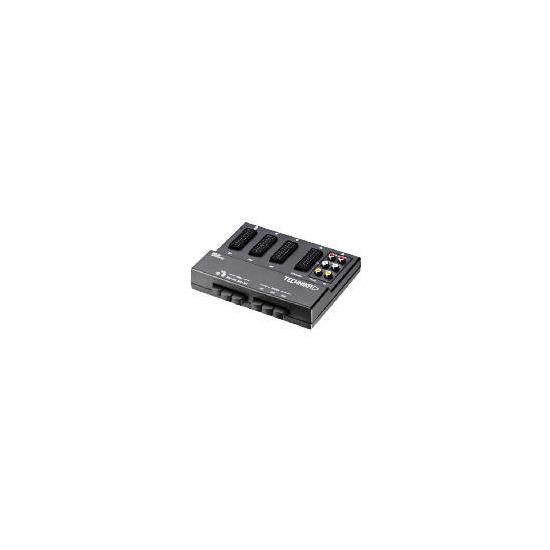 Technika manual scart switcher