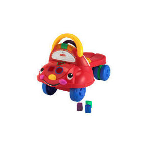 Photo of Fisher Price Walk and Drive Car Toy