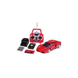 Photo of Silverlit Remote Control Ferrari With Case Toy