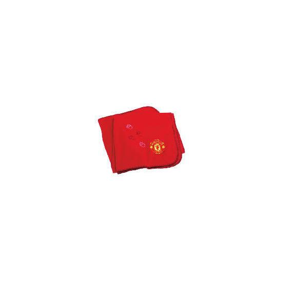 Manchester United 120cm Pet Fleece