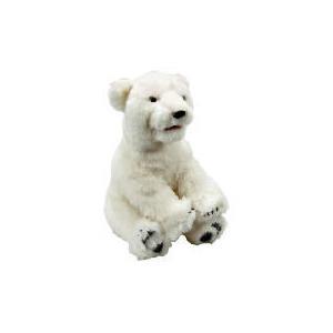 Photo of Alive Polar Bear Toy