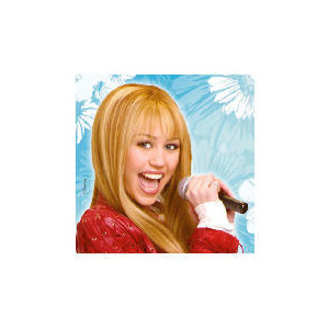 Photo of Hannah Montana  Napkins Home Miscellaneou