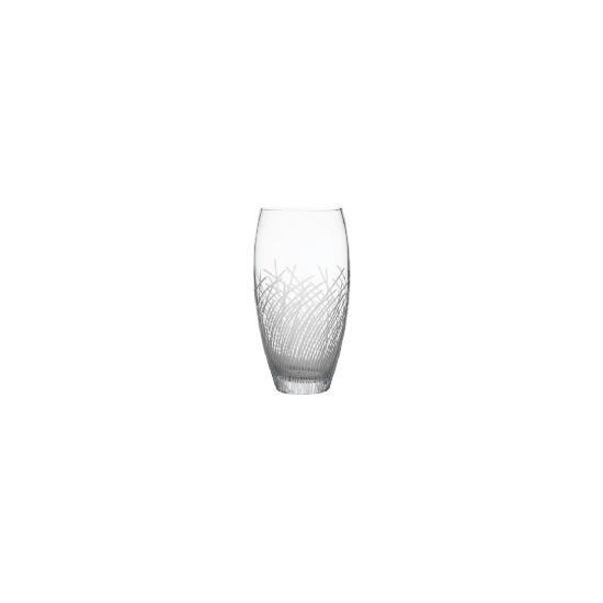 Tesco Grass Etched Vase