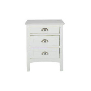 Photo of Connecticut 3 Drawer Bedside Chest Furniture