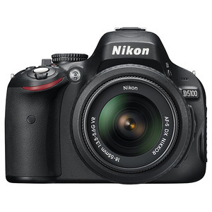 Photo of Nikon D5100 With 18-55MM Lens and 55-200MM Lens Digital Camera