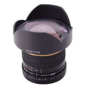 Photo of Samyang 14MM F/2.8 ED AS IF UMC Lens (Nikon F) Lens