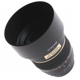 Samyang 85mm f/1.4 AS IF UMC Lens
