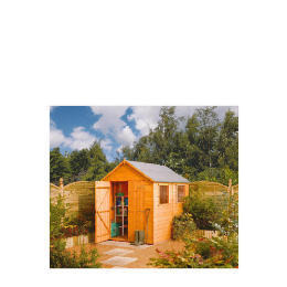 Rowlinson Premier Shiplap 8 x 6 Apex Shed Reviews