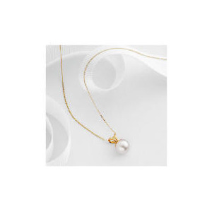 Photo of 9CT Gold Freshwater Pearl Pendant Jewellery Woman