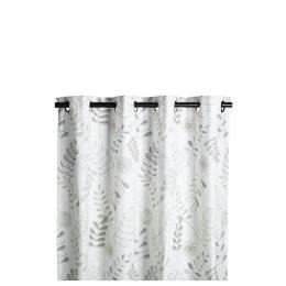 Tesco Leaf Print Curtains 168x229cm Reviews