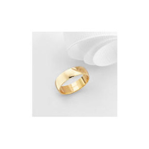 Photo of 9CT Gold 5MM Wedding Ring Q Jewellery Woman
