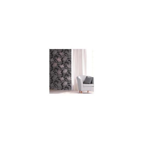 Crown Wallpaper - Snow Kite Dark Grey