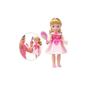 "Photo of Disney Princess 15"" Sing N Style Belle Toy"