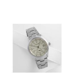 Accurist mens cream dial date silver bracelet Reviews