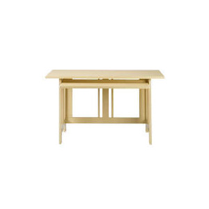 Photo of Tulsa Desk, Light Oak Effect Furniture