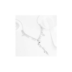 Photo of Sterling Silver Mother Of Pearl Necklace Jewellery Woman
