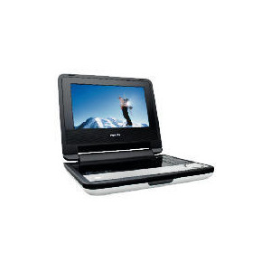 Photo of Philips PET731/05 Portable DVD Player
