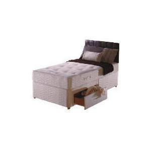 Photo of Sealy Posturepedic Ultra Ortho Superior 2 Drawer Divan Set Single Bedding