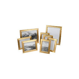 Photo of Tesco Antique Gold Look Frame Multi Pack Home Miscellaneou