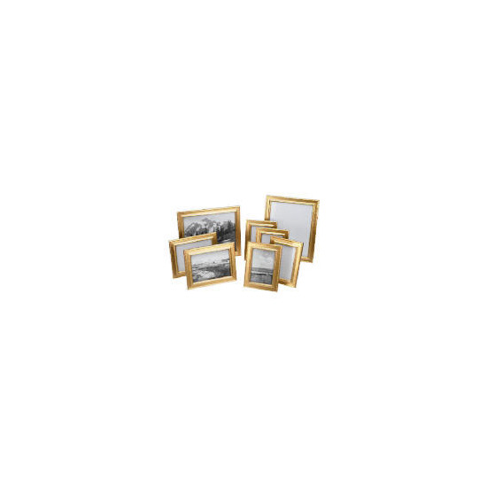 Tesco Antique Gold Look Frame Multi Pack