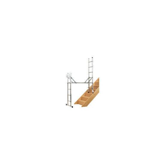 Abru Combination Ladder & Platform