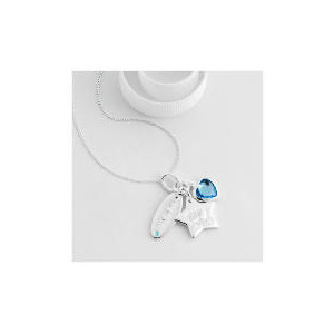 Photo of Me To YOU Sterling Silver Charm Pendant Jewellery Woman