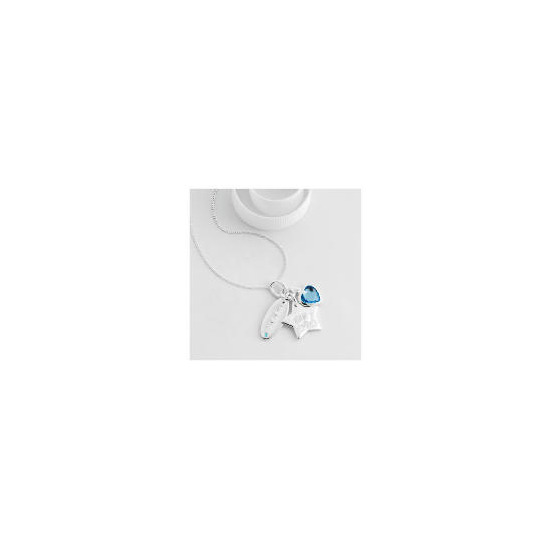 Me to You Sterling silver charm pendant